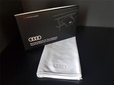 Audi Original Zubehör Reinigungstuch für Touchdisplays 80A096325