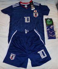 Japan Soccer Anime Uniform Jersey Shorts Socks 28 New JFA Climalite Tsubasa