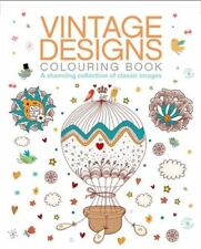 Vintage Colouring Book 2 (Colouring Books),Arcturus Publishing