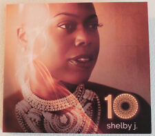 Iheart radio artist New Shelby J CD 10 Ten Vocalist  Prince New Power Generation