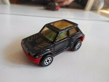 Majorette Motor Renault 5 GT Turbo in Black