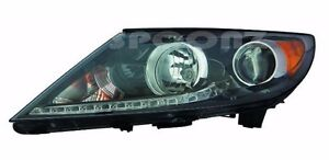 Fit for KIA SPORTAGE 2013 2014 2015 2016 HEADLIGHT W/O LED HEAD LAMP NEW - LEFT