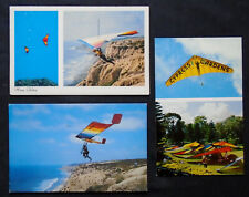 Lot (3) Hang Gliding & Delta Wing Kite