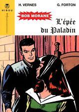 "Forton & H. Vernes – Bob Morane L'Epée du Paladin ""Femmes d'aujourd'hui"" Hibou"