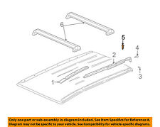 Saturn GM OEM 02-07 Vue Roof Rack Rail Luggage Carrier-Rear Rail Screw 11589075