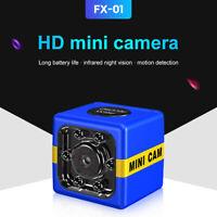 FX01 Upgraded Mini DV Night Vision Small Micro Camcorder HD1080P DVR Cameras n