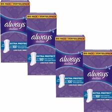 Always Dailies Panty Liners Long Plus Fresh Protect Odour Neutralise - 176 Pack