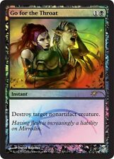 [1x] Go for the Throat - FNM 2011 [x1] FNM Promos Near Mint, English -BFG- MTG M