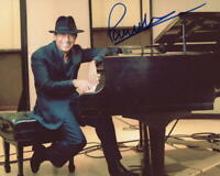 PAUL ANKA SIGNED 8X10 PHOTO AUTHENTIC AUTOGRAPH MUSIC GREAT LEGEND GRAMMY COA A