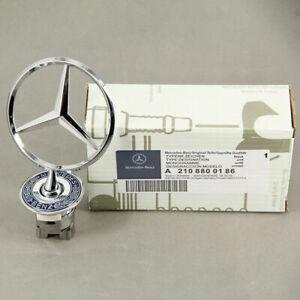 MERCEDES BENZ OEM HOOD ORNAMENT STAR EMBLEM C280 C230 CLK320 320E E420 S430 S500