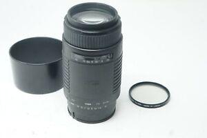 Sigma 75-300mm DL Zoom Minolta Sony A Mount full frame lens mount f4-5.6 AF