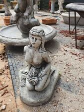 fairy statue garden decor