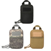 Outdoor Tactical Molle Medical First Aid Edc Pouch Phone Pocket Bag OrganizeODUS