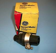 GENERAL ELECTRIC TYPE 41 CABLE TERMINATION SYSTEM, NIB *PZF*