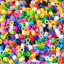 Wholesale 1000pcs HAMA/PERLER Beads for GREAT Kids Fun DIY Craft  Colorful 2.6mm
