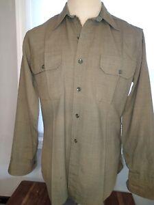 Kelly's Heros Wardrobe Dick Davalos Hollywood Movie WWII Shirt 35th Infantry