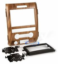 Metra 95-5820DW Double DIN Radio Installation Kit For Select 2011-12 Ford F-150