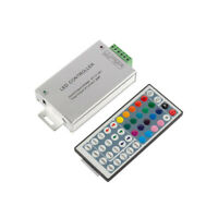 DC12V/24V 12A 44Key IR Remote Music Controller For RGB SMD 5050 3528 LED Strip