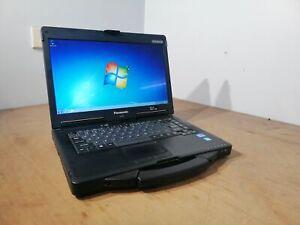 Panasonic Toughbook  CF-53 i5 2.70GHZ  500GB HDD 8GB Windows 7 CF-53SSLCLRM