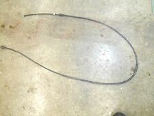 1993 8AX YAMAHA V-MAX 4- 750 snowmobile parts: SPEEDOMETER CABLE