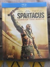 Spartacus: Gods of the Arena - The Complete Collection (Blu-ray Disc, 2011, 2-D…