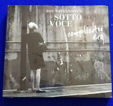 NEW Roy Nathanson's Sotto Voge Complicated Day  Enja Jazz CD 2011