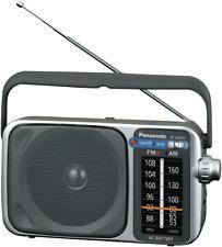 NEW Panasonic RF-2400DGN-S Portable Radio AM/FM