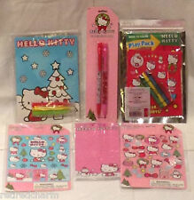 ❤️HELLO KITTY LOT �� Christmas ��Stocking Stuffers Party Favors NEW 4 Avail #4❤️
