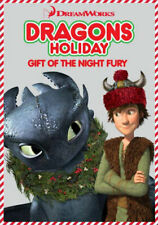 Dreamworks Dragons: Gift of the Night Fury (DVD,2012)