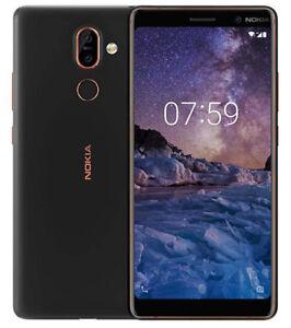 NOKIA 7 PLUS 4gb 64gb 13mp Fingerprint Dual Sim TA -1046 Android Smartphone