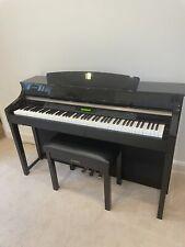 More details for yamaha clavinova clp-380 electric digital piano