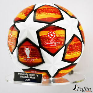 Plastic Football wall stand with plaque