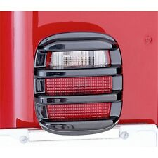 Jeep Cj Wrangler Yj Tj 76-06 Tail Light Guards Smoke X 11354.02