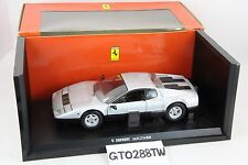 Kyosho 1:18 scale Ferrari 365 GT4/BB Berlinetta Boxer - Silver(08173S)
