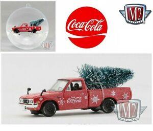 M2 MACHINES MIJO EXCLUSIVE Coca Cola Ornament