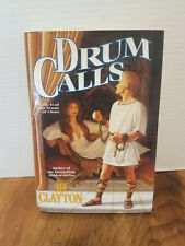 Drum Calls Book 2 The Drums of Chaos Jo Clayton HCDJ Vintage Science Fiction BX1
