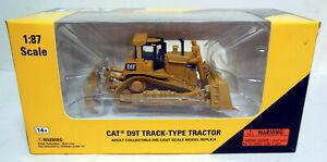 1/87 HO Norscot Models Caterpillar CAT D9T Track-Type Dozer