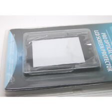 Hard Clear Optical Glass LCD Screen Cover Protector for Nikon D700 DSLR