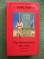 Das Vermächtnis Des Inka Von Karl May Gebunden Parkland Züricher Ausgabe