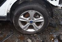 """2015 FORD KUGA 17"""" 5 SPOKE ALLOY WHEEL WITH 235/55/17 TYRE"""