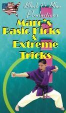 Marc Canonizado Karate Kicks & Extreme Tricks Dvd martial arts tournament kata