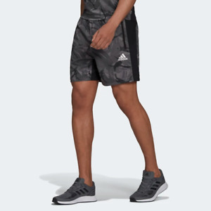 adidas Men's Training Aeroready Designed To Move Sport Camo-Print Shorts