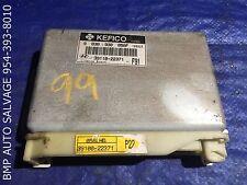 OEM 1994 HYUNDAI ACCENT ECU 39110-22371 ENGINE COMPUTER BRAIN ECM #1112 #F641