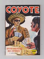 Coyote Nummer 1-24 meistens im Zustand ( 1 ) Einzelhefte Original 1949 Romanheft