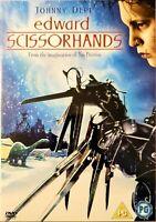 Edward Scissorhands (DVD, 2006) Like New