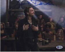 LAURIE DAVIDSON SIGNED WILL 8X10 PHOTO! SHAKESPEARE AUTOGRAPH PSA BAS COA