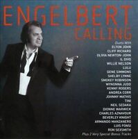 Engelbert Calling by Engelbert Humperdinck. 2 CD. ( New Sealed)
