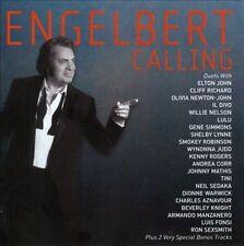 Engelbert Calling by Engelbert Humperdinck. 2 CD. ( New Sealed)