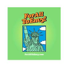 ForAllToEnvy Larry David Curb Your Enthusiasm Lapel Pin Seinfeld