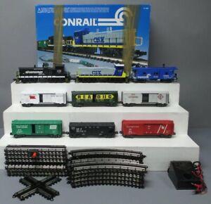K-Line K-1405 2004 Conrail Train of Legend O Gauge Diesel Freight Train Set EX